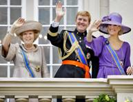 1 Тур - Новый король привлечет в Нидерланды туристов